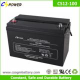VRLA AGM 12v 100ah Lead Acid Battery for UPS