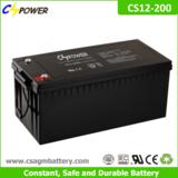 VRLA AGM Battery 12v 200ah Lead Acid UPS Battery