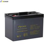 Deep Cycle 12v 100ah VRLA AGM Lead Acid Solar Battery