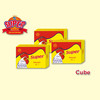 Super condiments 10g*60*24 halal poulet stock cubes