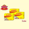 Super condiments 10g halal chicken poulet stock cubes