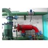 Mechanical type chemical dosing self-cleaning water filter