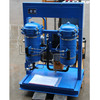 Movable diesel oil cleaning filter machine