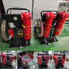 LYC--B Movable diesel oil cleaning filter cart machine