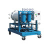 transformer oil filter machine with coalescing separation filters