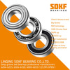 SDKF6204-ZZ Metal Shields 6204Z bearing 6204 ZZ Deep Groove Ball Bearings
