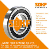 SDKF6205-ZZ two side metal shield ball bearing 6205 2Z ball bearings 6205ZZ 62052Z SDKF brand