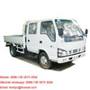 Isuzu 600p ELF bulk goods transport truck
