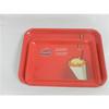 wholesale plastic melamine restaurant trays with custom print