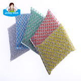 Hot sell kitchen accessories,Kitchen cleaning sponge scrub abrasive scouring pad cleaning kitchen sponge