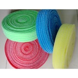 100% Polyester Fiber & PET Cleaning Sponge for Kitchen Material,Kitchen Dish Washing Sponge Raw Material