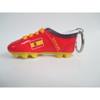 Football shoe type keychain for fans 8.5CM mini shoe