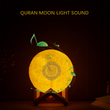 Equantu Moon Light Quran Speaker SQ168