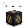 Equantu Black Cube Quran Speaker SQ802