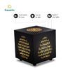 Equantu Black Cube Quran Speaker SQ802