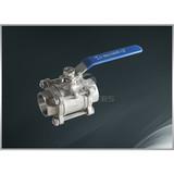 Thread Ball Valve / High plateform Ball valve