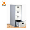 China manufacture vertical letter size 4 drawer steel filing cabinet