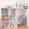 Clear Foldable Boot Storage Boxes Eco Friendly Transparent Plastic Shoe Box