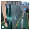 Glass for side mounted toughened glass railing designs AS NZS approved