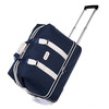 Double layer travel bag men and women carry bag