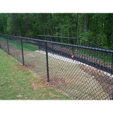 High quality wholesale weaving netting pvc chain link wire garden fence