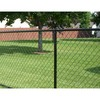 Galvanized 6 foot woven diamond chain link wire mesh fence