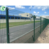 Galvanized fence used for horse for sale paddock fencing