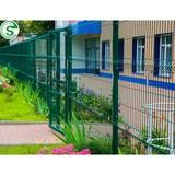 Galvanized steel matting fence design for sale