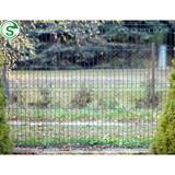 Powder coating tubular steel fence wrought iron tube fencing