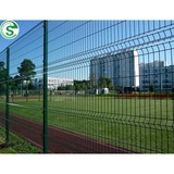 Powder coated decorative chain link fence for sale manufacturer