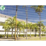 Eco friendly decorative metal fence panels hot sale