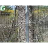 Easily assembled livestock metal fence panels 3.0mm