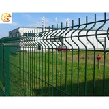 Clear panel fence panels galvanized cheap fence