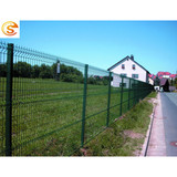 Cheap prefab fence panels welded wire mesh fencing