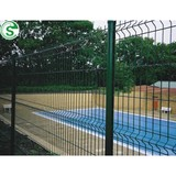 Easily assembled cheap wire fence mesh for sale
