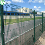 Easily assembled cheap prefab panels for sale 3d mesh