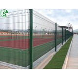 fence panels coated welded bending wire mesh