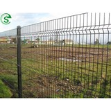 Galvanized new welded metal garden fence panels prices