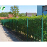 Powder coated decorative wire fence 3d mesh for sale