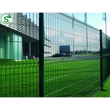 Hot dipped galvanized sheet metal fence panel for sale