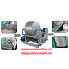 Cassava flour milling process machinery