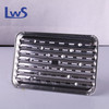 aluminum foil barbecue tray, disposable aluminum foil grill tray/bbq pan