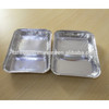 Disposable aluminium foil trays with lids,aluminum foil baking tray