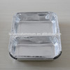 Disposable Aluminum Foil Plates (Aluminum Food Container For Air Line,Restaurant,Hotel,Bakery )