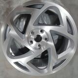 18寸改装轮毂砂银