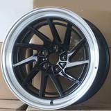 18寸改装轮毂黑色 银色