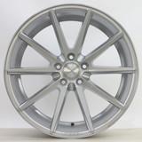 15 17寸改装轮毂4x100 5x100 5x120亚黑银色