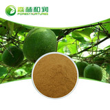 Food grade Monk fruit extract powder Luo han guo sweeteners Mogrosides
