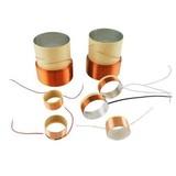 custom speaker voice coil loudspeaker coil audio voice coil bobbin coil inductor coil