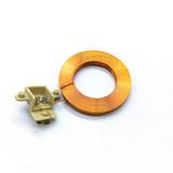 Enamelled 0.3mm Copper Wire Inductor Electromagnet Coil Inductance for 120khz/1v